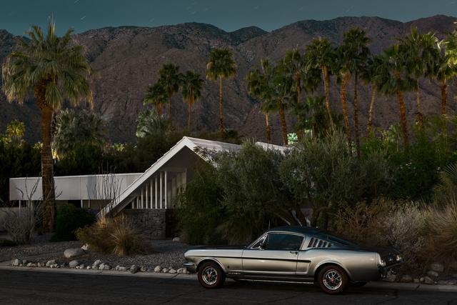 , 'Vista Las Mustang I - Midnight Modern,' 2020, ARTITLEDcontemporary