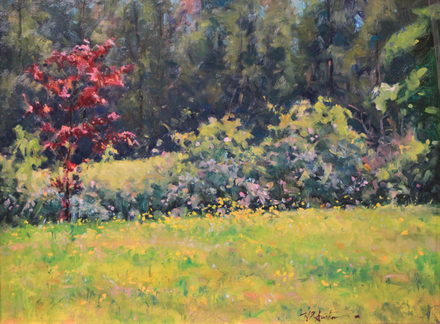 , 'Buttercups and Wild Roses,' , Beverly McNeil Gallery