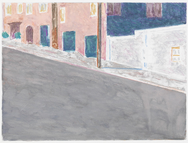 , 'Arkansas Street #6,' 2013, Crown Point Press