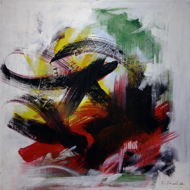 , 'Passion,' 2012, Galleria Quadrifoglio