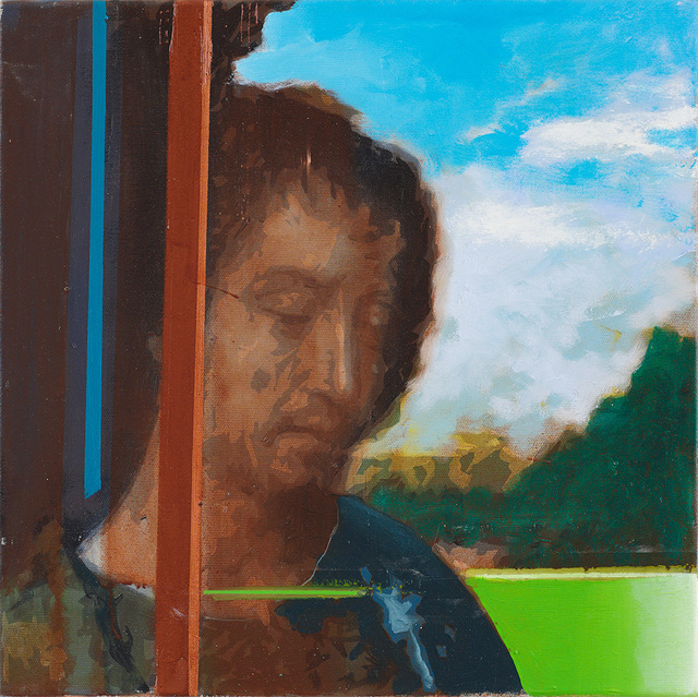 , 'Listener,' 2016, Braverman Gallery