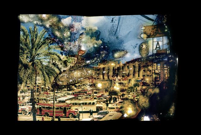 Joana Hadjithomas and Khalil Joreige, 'Wonder Beirut # 15', 1998-2007, Photography, Diasec, photografic print aluminium, In Situ - Fabienne Leclerc