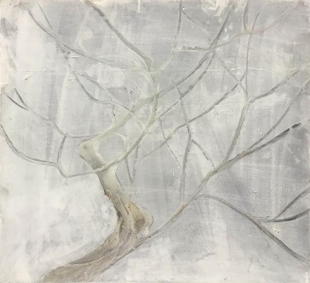 , 'Spring Snow,' 2018, Asia Art Center