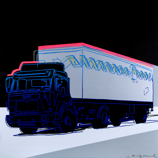 , 'Truck: Feldman & Schellmann II. 370,' 1985, Corridor Contemporary
