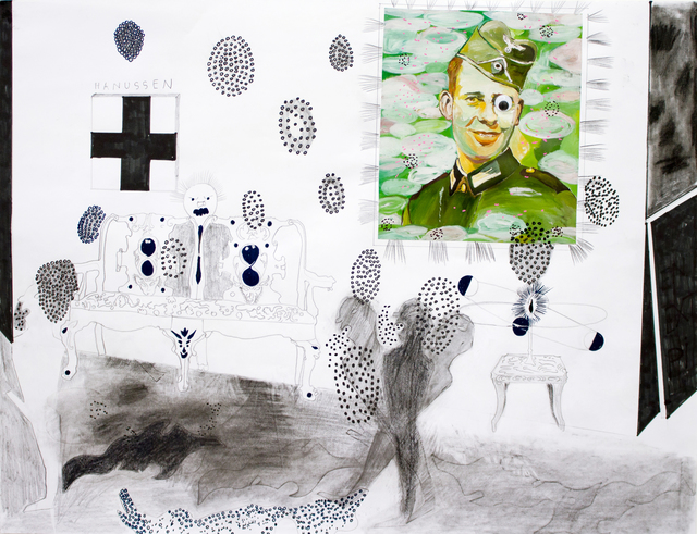 , 'Untitled,' 2016-2017, Galerie Christophe Gaillard
