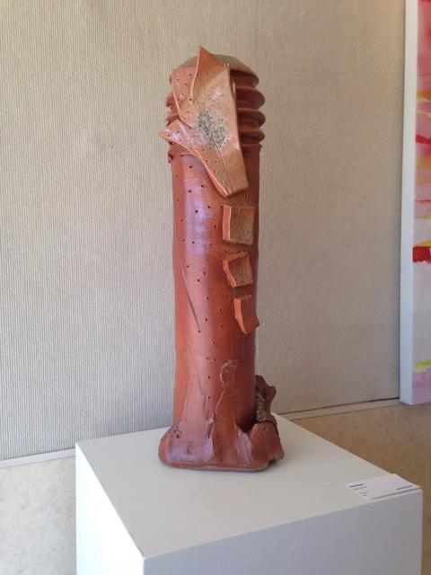 , 'Pylon Vase III,' , Springfield Art Association