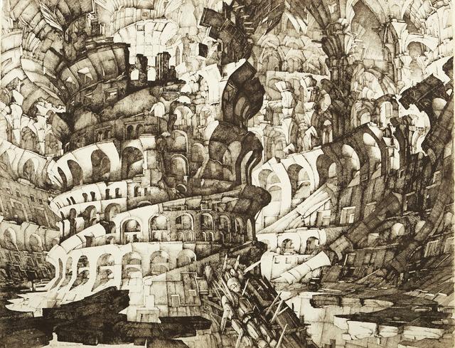 , 'La Tour de Babel,' 1976, Childs Gallery