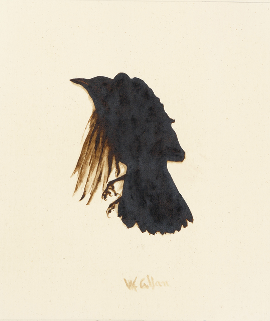 , 'Crow #2,' 2016, Anglim Gilbert Gallery