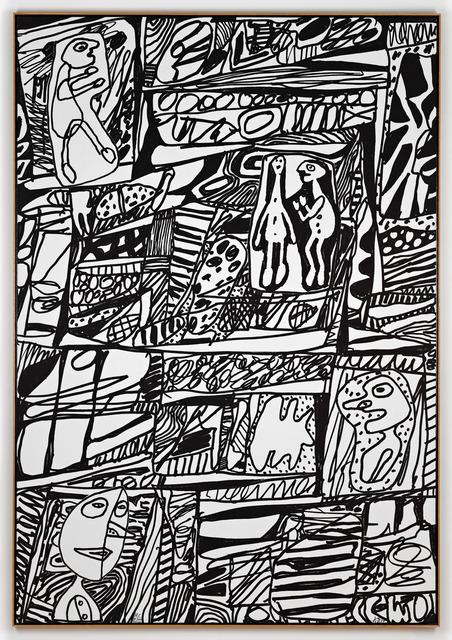 , 'Site de Mémoire II,' 1979, Pace Prints