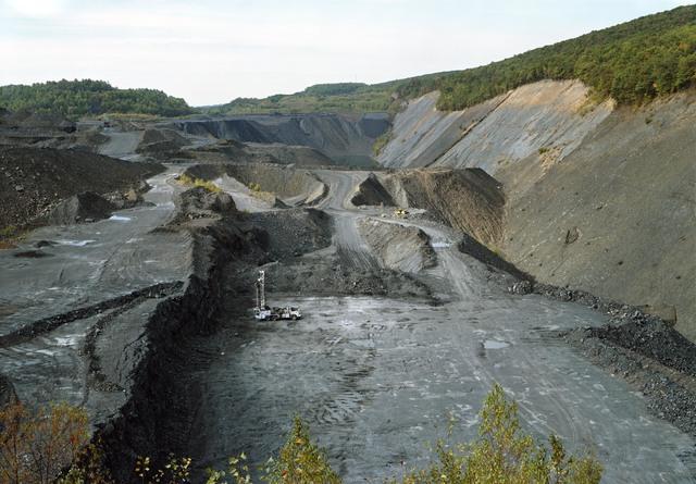 , 'Untitled (coal mine-99pit), Coaldale, PA ,' 2007, Hostler Burrows