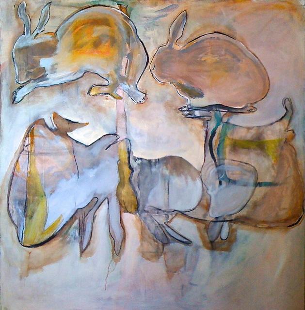 , 'Rabbit Run,' 2009, Susan Eley Fine Art