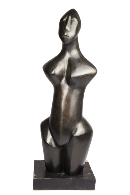 , 'Pensive Woman,' , Norval Foundation