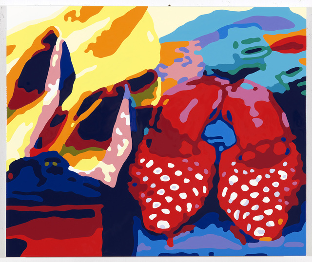 , 'Makro Sling Pumps,' 2014, Davis Klemm Gallery