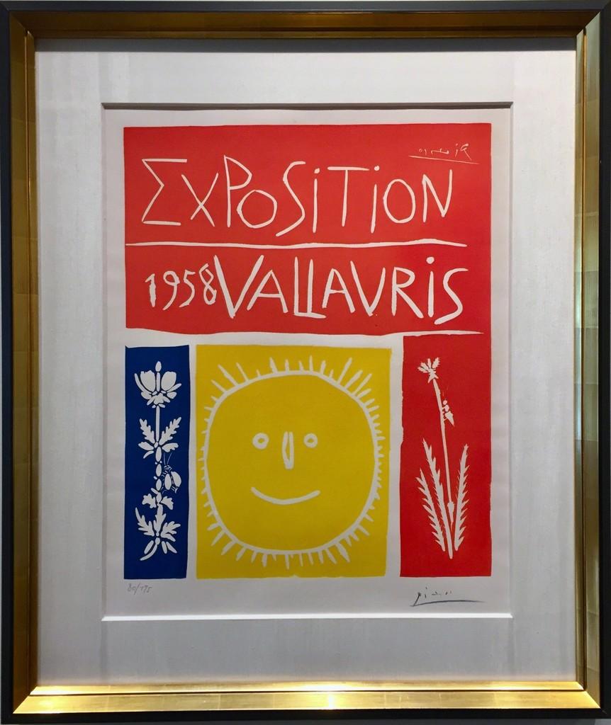 Pablo Picasso | Exposition De Vallauris (1958) | Available for Sale ...