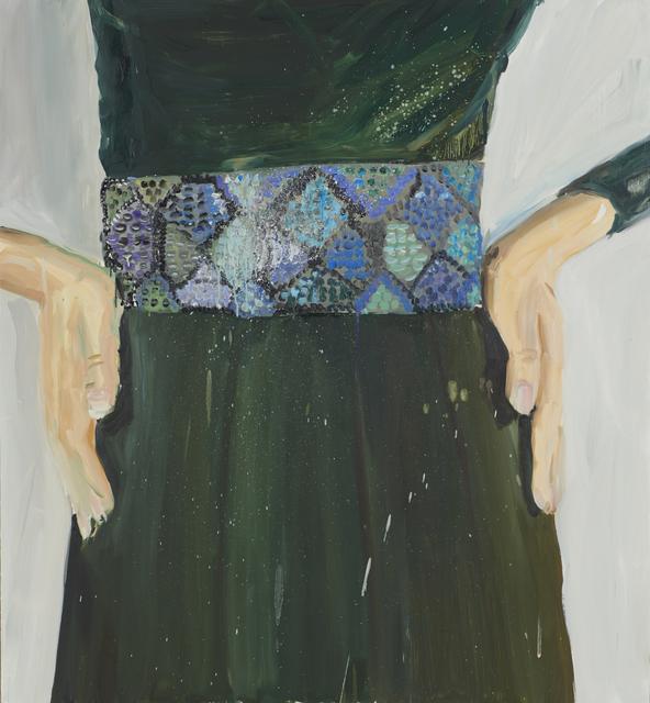 , 'Waist,' 2013, Galleri Bo Bjerggaard