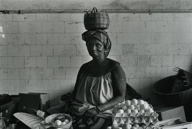 , 'Abidjan, Ivory Coast,' 1973, Jenkins Johnson Gallery