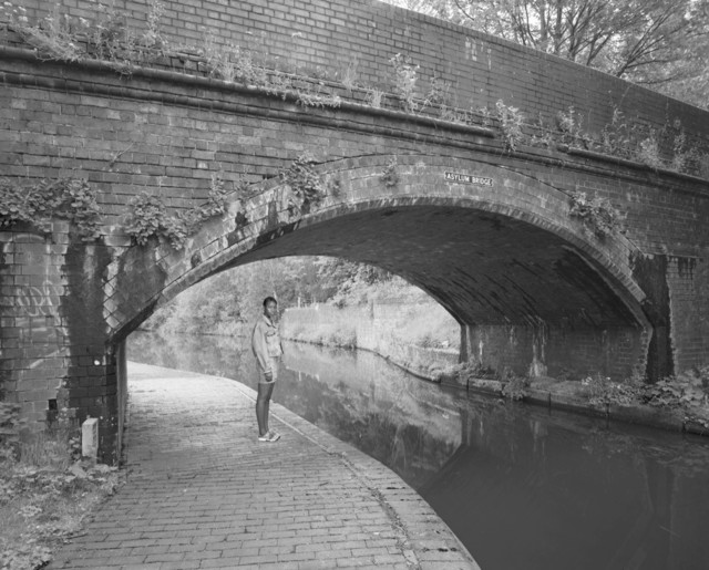 """, ''A.' by Asylum Bridge, Winson Green (from the series """"What Photography has in Common with an Empty Vase""""),' 2018, Catharine Clark Gallery"""