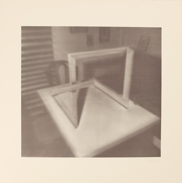 , 'Blatt d aus der Edition: 9 Objekte ,' 1969, Galerie Brigitte Schenk