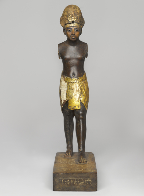 , 'Amunhotep III,' ca. 1390, Brooklyn Museum