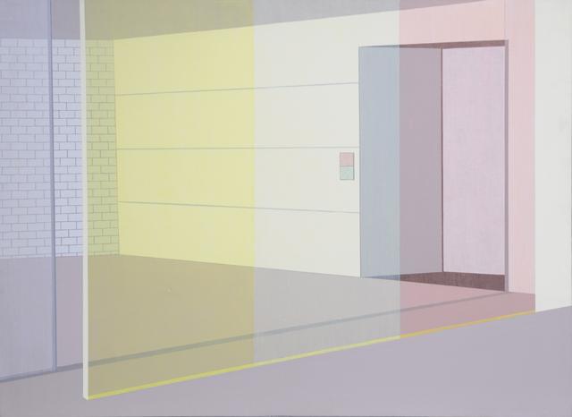 Pedro Casqueiro, 'Untitled', 1997, Painting, Galeria Filomena Soares