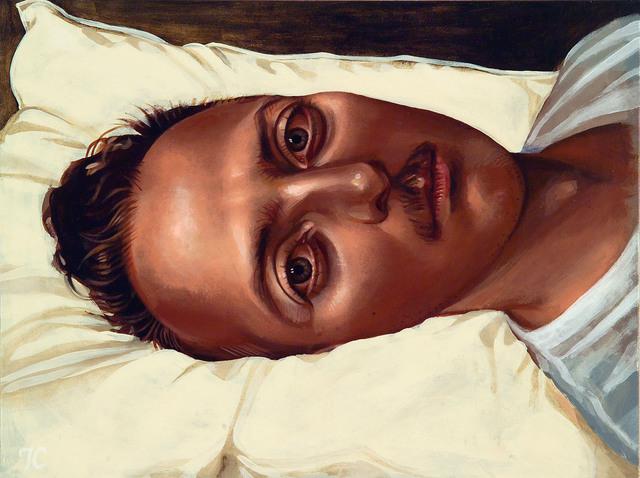 , 'Self Portrait, Reclining,' 2009, Catharine Clark Gallery