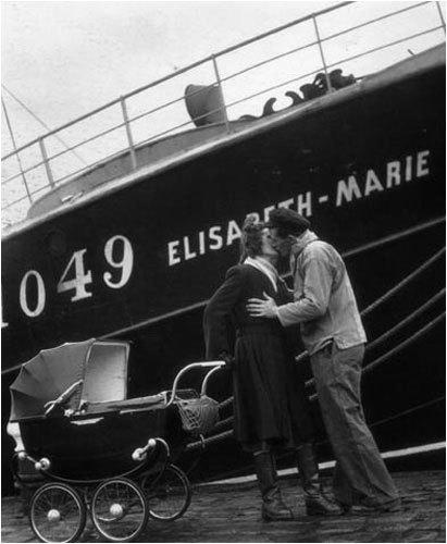, 'Le depart d'un Morutier, Fecamp,' 1949, HackelBury Fine Art