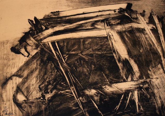 Mattia Moreni, 'Composizione n.2', 1960, Studio Mariani Gallery