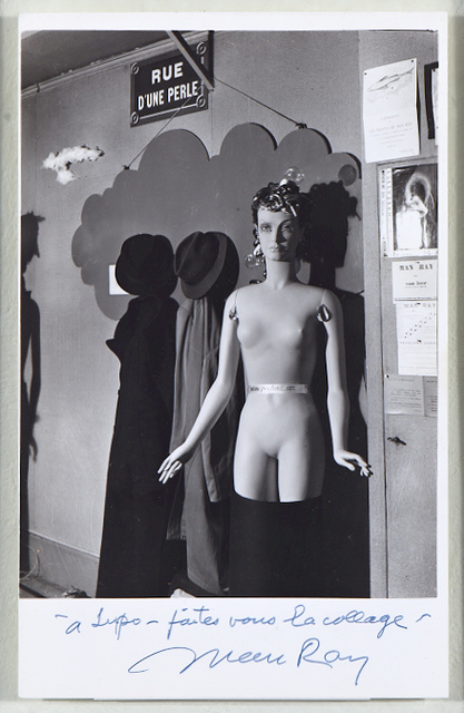 , 'Mannequin (Adieu foulard),' 1938, Levy