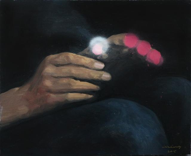 , 'Pink heart,' 2015, Asia Art Center
