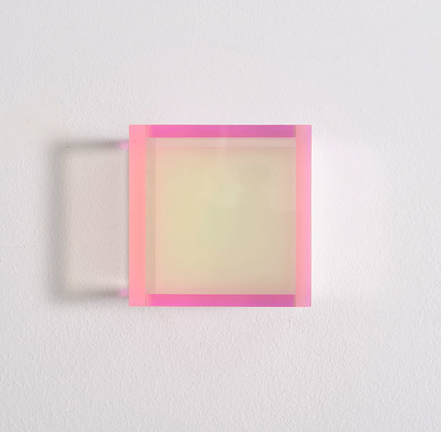 , 'color mirror glow after soft bonn,' 2018, Galerie Judith Andreae