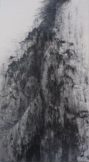 , 'Cliff #27,' 2015, Sundaram Tagore Gallery