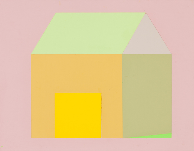 , 'Venetian Pink House 1,' 2014, A.I.R. Gallery