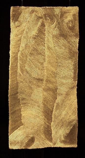 , 'Umbra Oro 32,' 2003, La Patinoire Royale / Galerie Valerie Bach