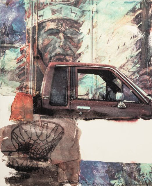 Robert Rauschenberg, 'American Indian', 2000, Heritage Auctions