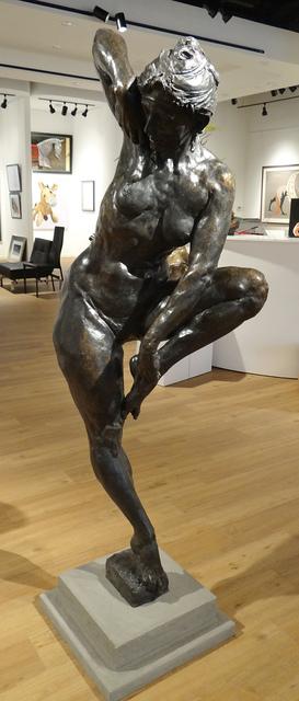 , 'Archer Release,' , Sirona Fine Art