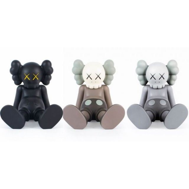 KAWS, 'KAWS – HOLIDAY TAIPEI FULL SETS', 2019, Plus