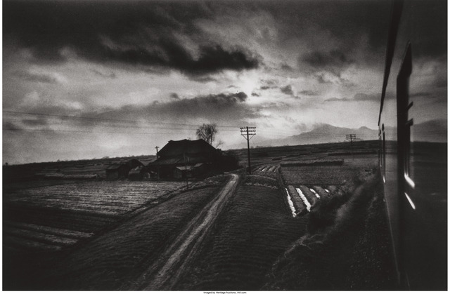 W. Eugene Smith, 'Landscape from a Moving Train, Japan', 1961, Heritage Auctions