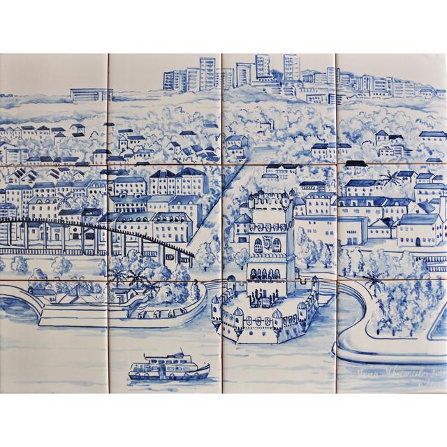 Joana Vasconcelos, 'Grand panorama of Lisbon', 21st Century, PIASA