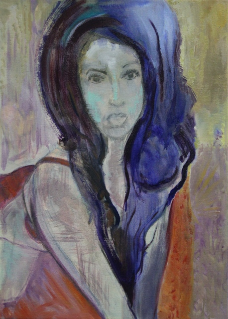 Nicolas Bischof, 'Brooklyn (Amy Winehouse)', 2015, Laurent Marthaler Contemporary