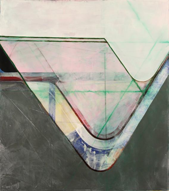 , 'Cross Section,' 2017, Jason McCoy Gallery