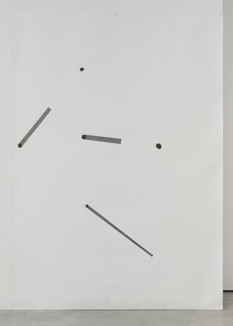 , 'Reaches and Halves of Interspaces,' 2015, Galerija Gregor Podnar