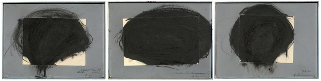 , 'Triptychon,' 1970-1972, Thomas Salis