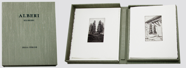 , 'Alberi: Site Specific Portfolio,' 2014-2015, Cade Tompkins Projects