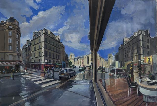 Robert Neffson, 'Study for Notre Dame', 2011, Louis K. Meisel Gallery