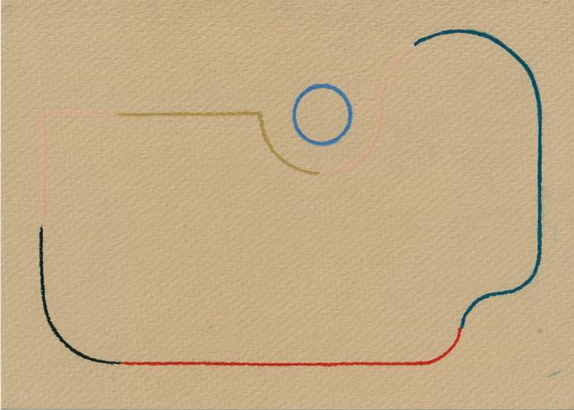 Chloe Fields, 'Peach', 2019, Uprise Art