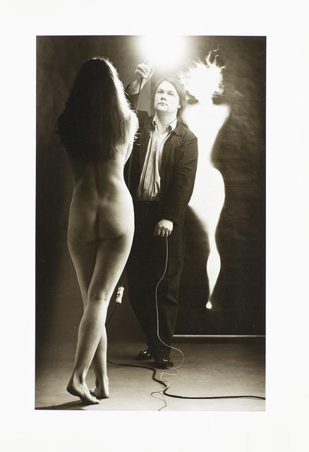 , 'Prinzip Fotogramm (Self Portrait) ,' 1972, Von Lintel Gallery