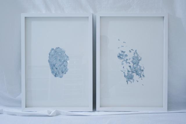 , 'Omni-visión (solo project),' 2015, No Lugar Arte Contemporáneo