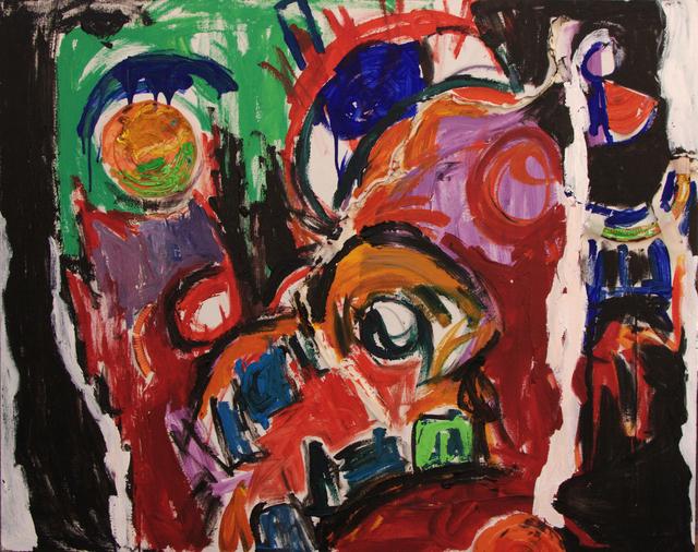 , 'Revolution I,' 2010, Galerie Claire Corcia