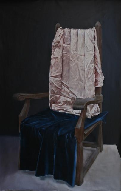 , 'The Throne,' 2017, Galleria Doris Ghetta