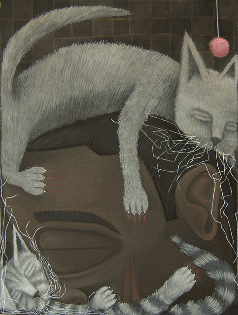 , 'Let It Dangle,' 2019, 532 Gallery Thomas Jaeckel